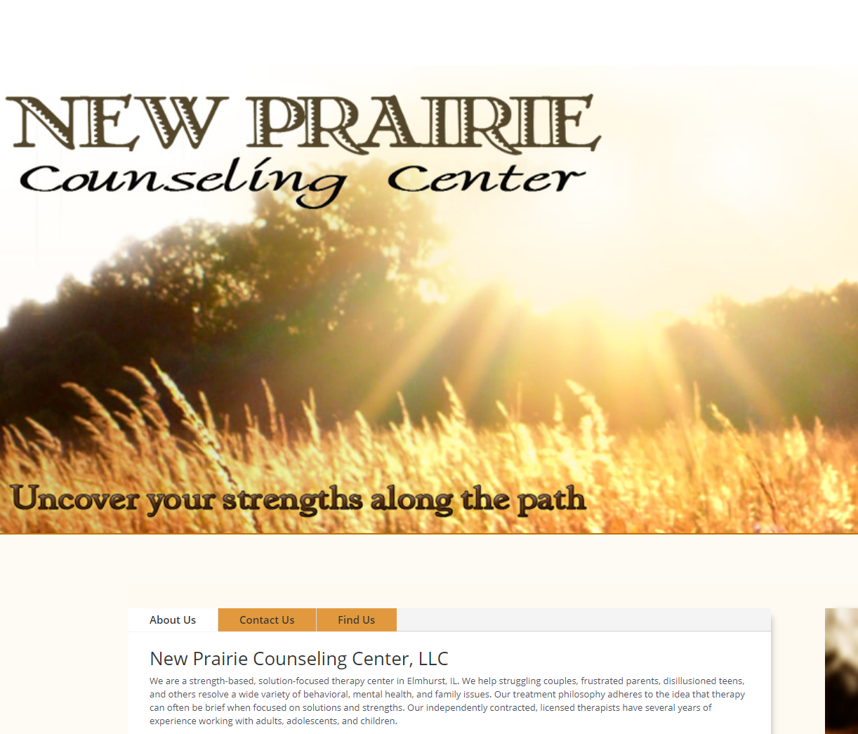 New Prairie Counseling Center