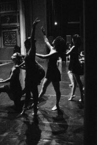 dance therapy invitation